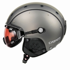 Casco SP-3 Airwolf Competition Skihelm (grau)