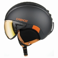 Casco SP-2 Polarisiert Skihelm (grau/orange)