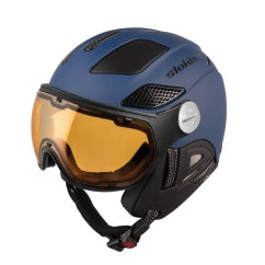 Slokker Raider Pro Skihelm (night-blue)
