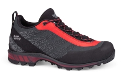 Hanwag Ferrata Low GTX Alpinschuhe (black/red)