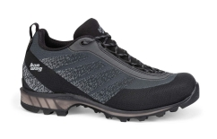 Hanwag Ferrata Light Low GTX Alpinschuhe (asphalt/black)