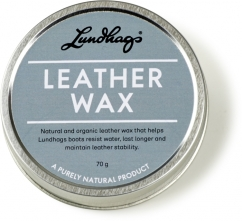 Lundhags Leather Wax Lederwachs - 70 g