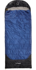 Nordisk Puk +10 Blanket Large Schlafsack (true-navy/black)