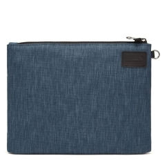 Pacsafe RFIDsafe Small Travel Pouch Organizer (dark-denim)
