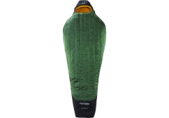 Nordisk Gormsson -10° XL Schlafsack (artichoke-green/mustard-yellow/black)