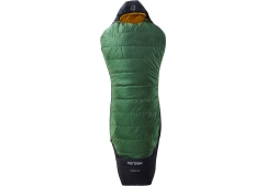 Nordisk Gormsson +10° XL Schlafsack (artichoke-green/mustard-yellow/black)