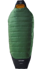 Nordisk Gormsson -2 Egg Large Schlafsack (artichoke-green/black)