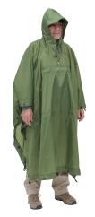 Exped Bivy-Poncho (green)