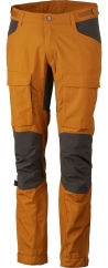 Lundhags Authentic II Ms Pant Outdoorhose (dark-gold/tea-green)