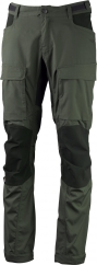 Lundhags Authentic II Pant Outdoorhose (forest-green/dark-forest)