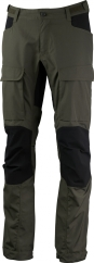 Lundhags Authentic II Pant Outdoorhose (tea-green/black)