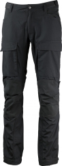 Lundhags Authentic II Pant Outdoorhose (granite/charcoal)