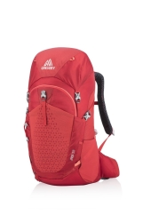 Gregory Jade 33 X-Small/Small Rucksack (poppy-red)