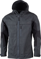 Lundhags Authentic Ms Jacket Outdoorjacke (charcoal/black)