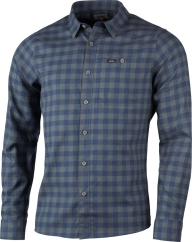 Lundhags Ekren Ms LS Shirt Outdoorhemd (deep-blue)