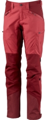 Lundhags Makke Ws Pant Outdoorhose (garnet/dark-red)