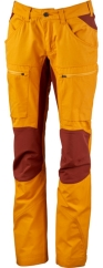 Lundhags Lockne Ws Pant Outdoorhose (gold/rust)