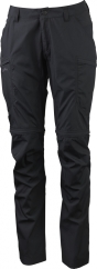 Lundhags Nybo ZipOff Ws Pant Outdoorhose (charcoal)