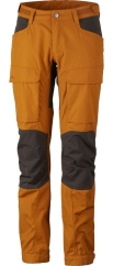 Lundhags Authentic II Ws Pant Outdoorhose (dark-gold/tea-green)