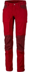 Lundhags Authentic II Ws Pant Outdoorhose (red/dark-red)