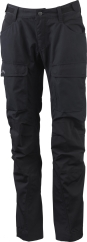Lundhags Authentic II Ws Pant Outdoorhose (black)