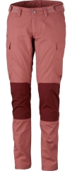 Lundhags Vanner Ws Pant Outdoorhose (crystal/dark-red)