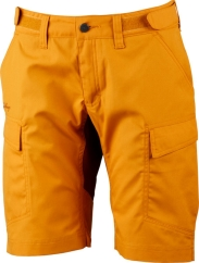 Lundhags Vanner Ws Outdoorshorts (gold/rust)