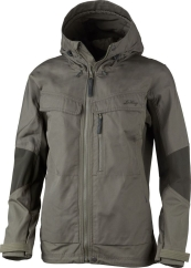 Lundhags Authentic Ws Jacket Outdoorjacke (forest-green/dark-forest-green)