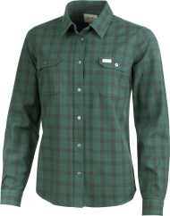 Lundhags Flanell Ws Shirt Outdoorhemd (pine/charcoal)