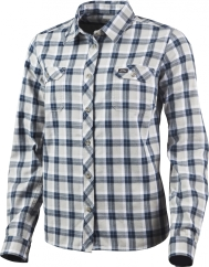 Lundhags Flanell Ws Shirt Outdoorhemd (petrol)