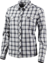 Lundhags Flanell Ws Shirt Outdoorhemd (charcoal)