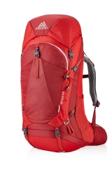Gregory Amber 65 Rucksack (sienna-red)