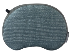Thermarest Airhead Regular Kissen (blue-woven)