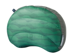 Thermarest Airhead Down Regular Kissen (green-mountains)