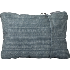 Thermarest Compressible Pillow L (bluewoven-dot-print)