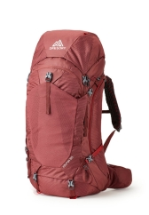 Gregory Kalmia 60 Small/Medium Rucksack (bordeaux-red)