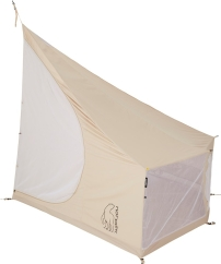 Nordisk Asgard 19.6 Basic Cabin Right/Left Innenzeltset (natural)