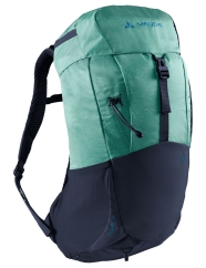 Vaude Womens Skomer 16 Rucksack (nickel-green)