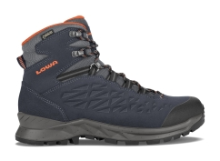 Lowa Explorer GTX Mid Trekkingschuhe (navy/orange)