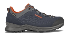 Lowa Explorer GTX Lo Trekkingschuhe (navy/orange)