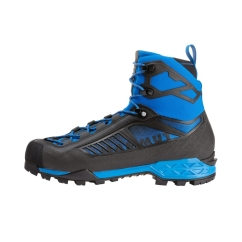 Mammut Taiss Tour Mid GTX Men Alpinschuhe (black/dark-gentian)