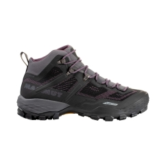 Mammut Ducan Mid GTX Women Wanderschuhe (phantom/light-galaxy)
