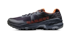 Mammut Sertig II Low GTX Men Freizeitschuhe (black/vibrant-orange)