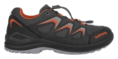 Lowa Innox Evo GTX Lo Junior Outdoorschuhe (graphit/orange)