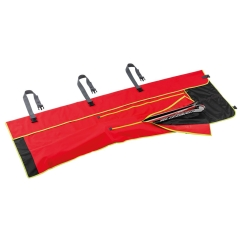 Leki Ski Wrap Bag Alpine 3 Paar (red)