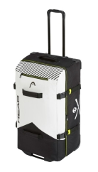 Head Rebels Travelbag Reisetasche (black/white)