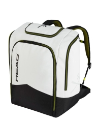 Head Rebels Racing Backpack L Rucksack (black/white)