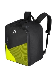 Head Boot Backpack Skischuhtasche (black/neon-yellow)