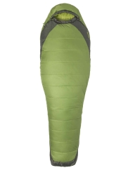 Marmot Womens Trestles Elite Eco 30 Long Schlafsack (wheatgrass/crocodile)