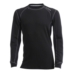 Ulvang Thermo Round Neck Ws Funktionsshirt (black)